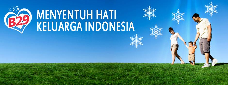 B29 MENYENTUH HATI KELUARGA INDONESIA thumbnail