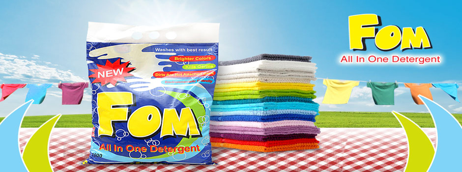 FOM ALL IN ONE DETERGENT thumbnail