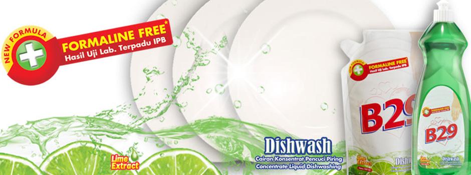 DISHWASH FORMALIN FREE thumbnail